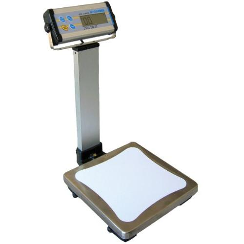 cpwplus pillar display bench scale