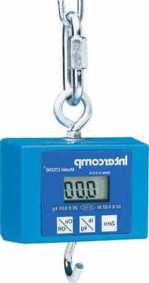 cs200 digital hanging scale 50 lb 25