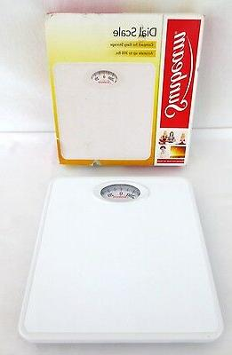 Sunbeam Bathroom Compact 4 Accurate Up to 300 lbs