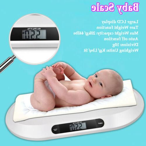 digital and electronic baby pet scale