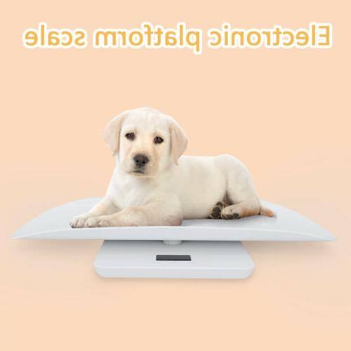 digital baby scale weighing infant pet scales