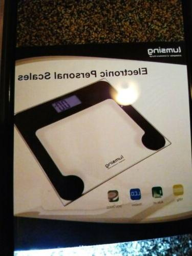 Digital Weight Scale included