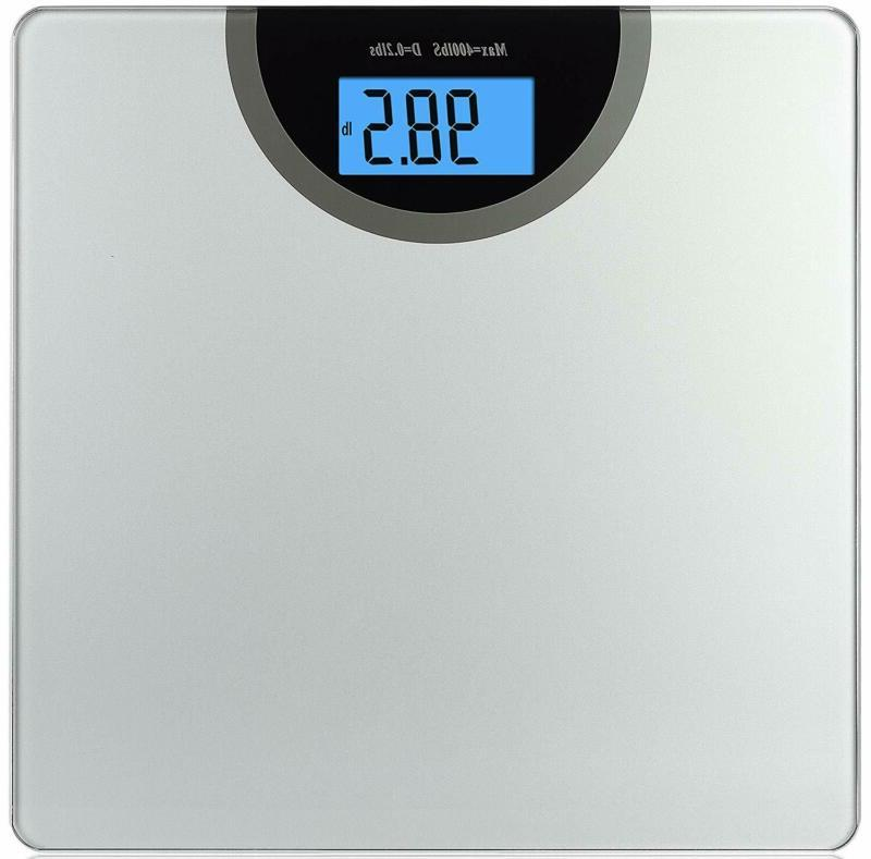 BalanceFrom Digital Bathroom Scale with Technology