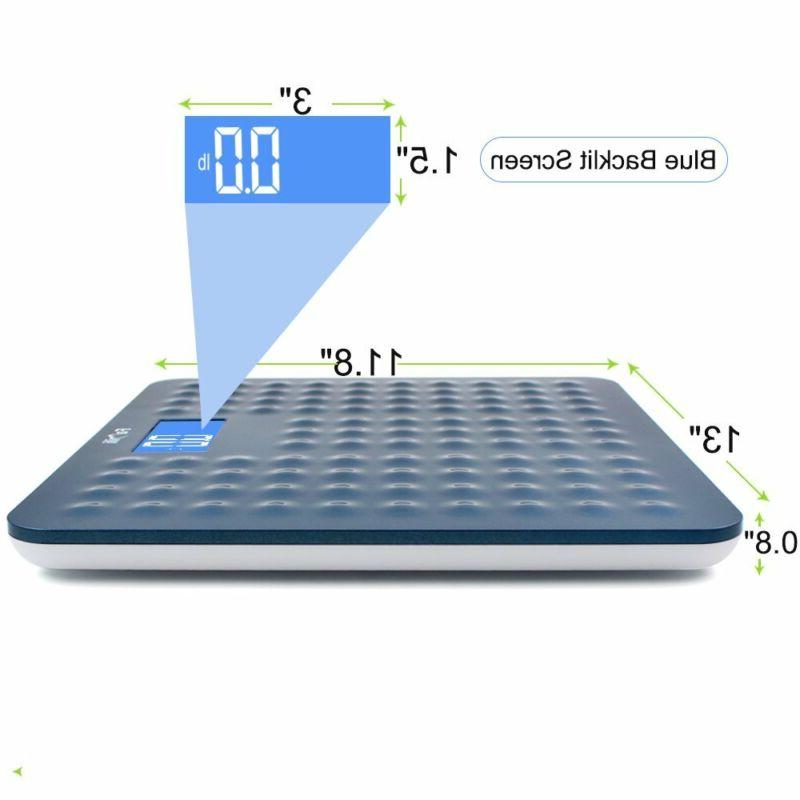Digital Body Scale with 11lb 400lb / 5 to