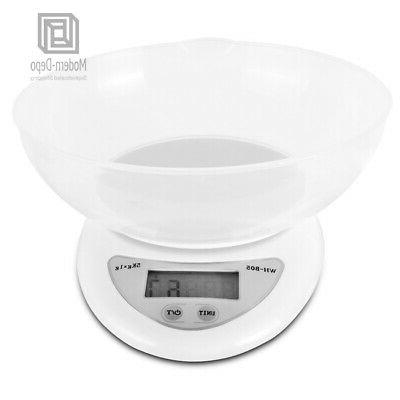 digital electronic kitchen scale food scale