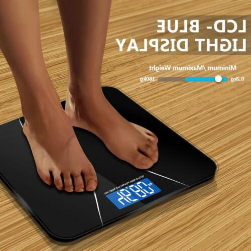 Digital LCD Personal Glass Weighing