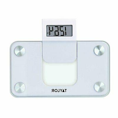 digital glass mini scale with expandable readout