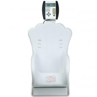 digital inclined chair pediatric scale