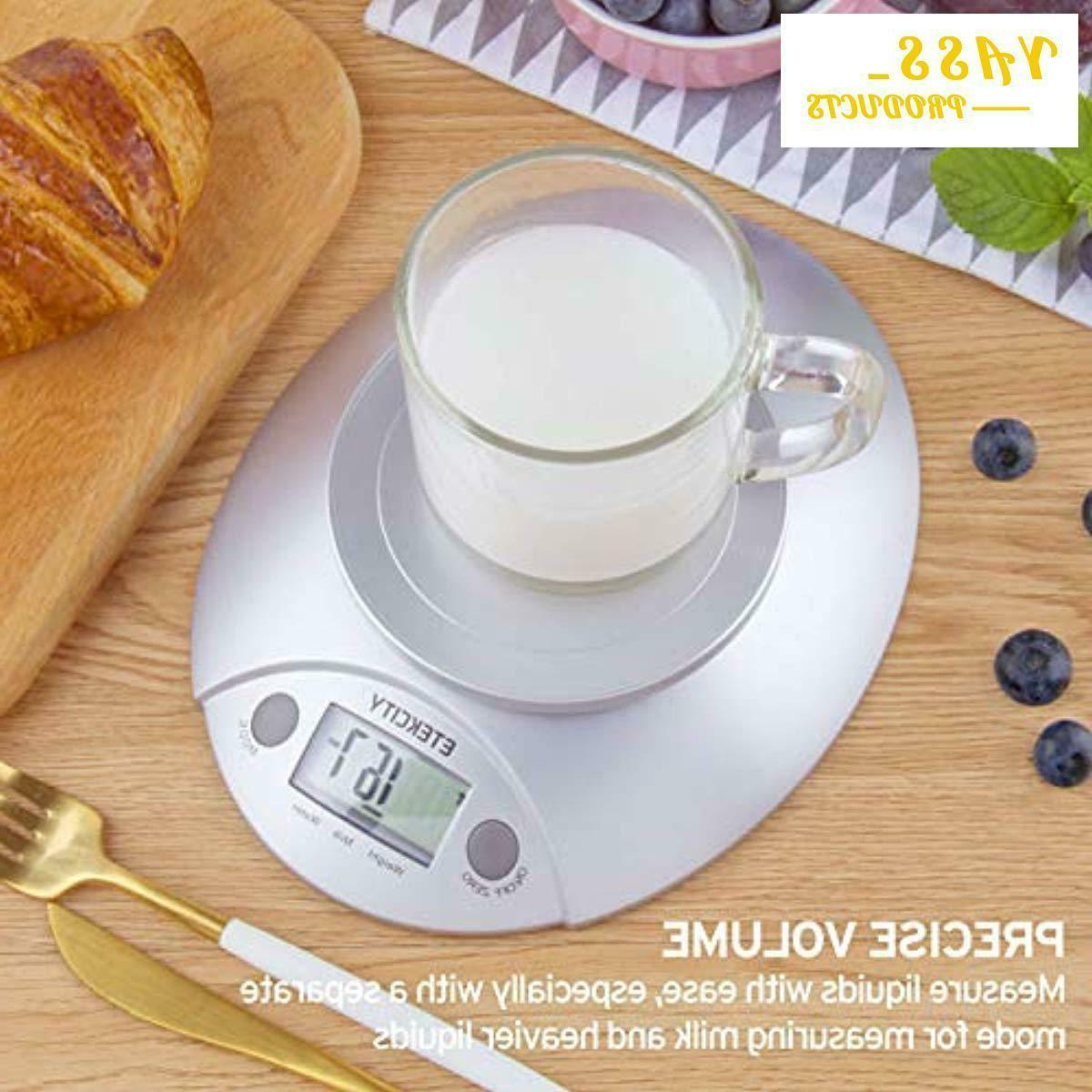 Digital and Weight Scale with