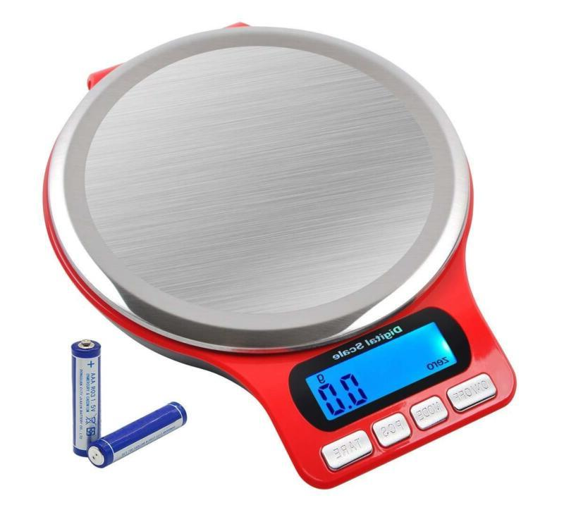 Digital Kitchen Scale Food Scales 1G-5Kg Small Electronic We