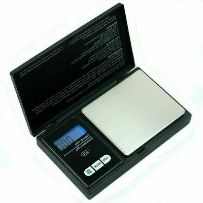 Digital Pocket Scale Precision Jewelry Gold Coin 100gx0.01g