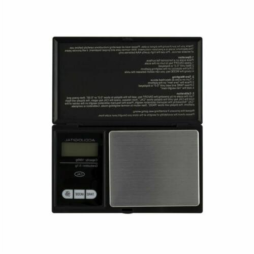 Digital Scale x 0.1g Jewelry Gold Herb