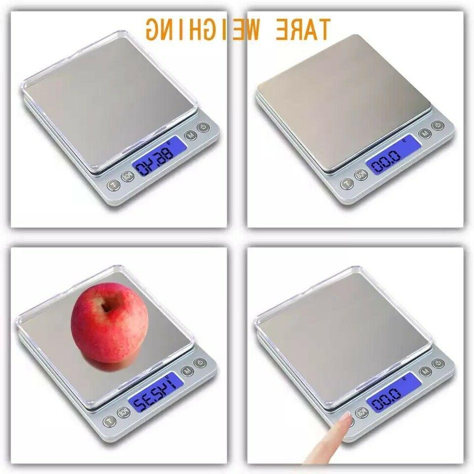 Digital Scale 0.1g Coin Herb