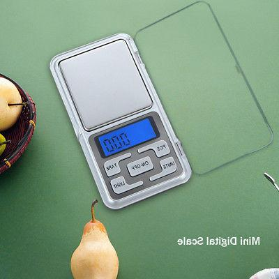 Digital Scale 200g 0.1g Jewelry Coin Pocket Size