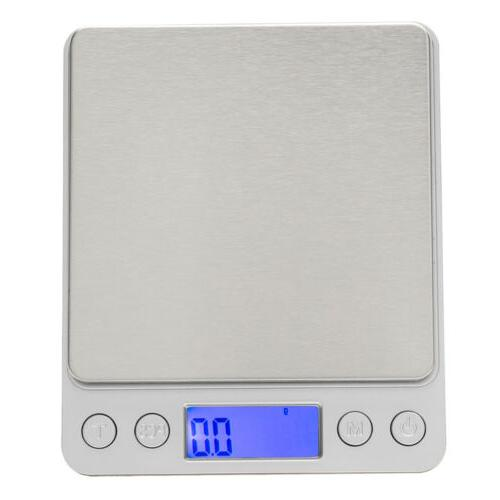 Digital Scale 0.1g LCD Jewelry Gold Silver +