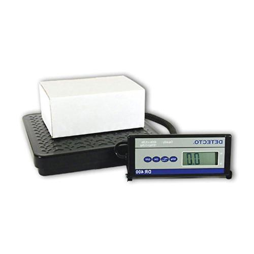 dr400 portable receiving scale