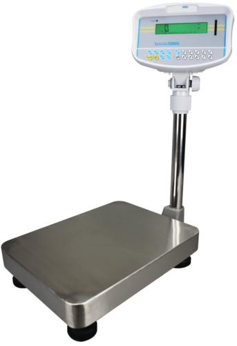 Adam GBK-70a 70 lb/32 kg Bench Check Weighing Scale