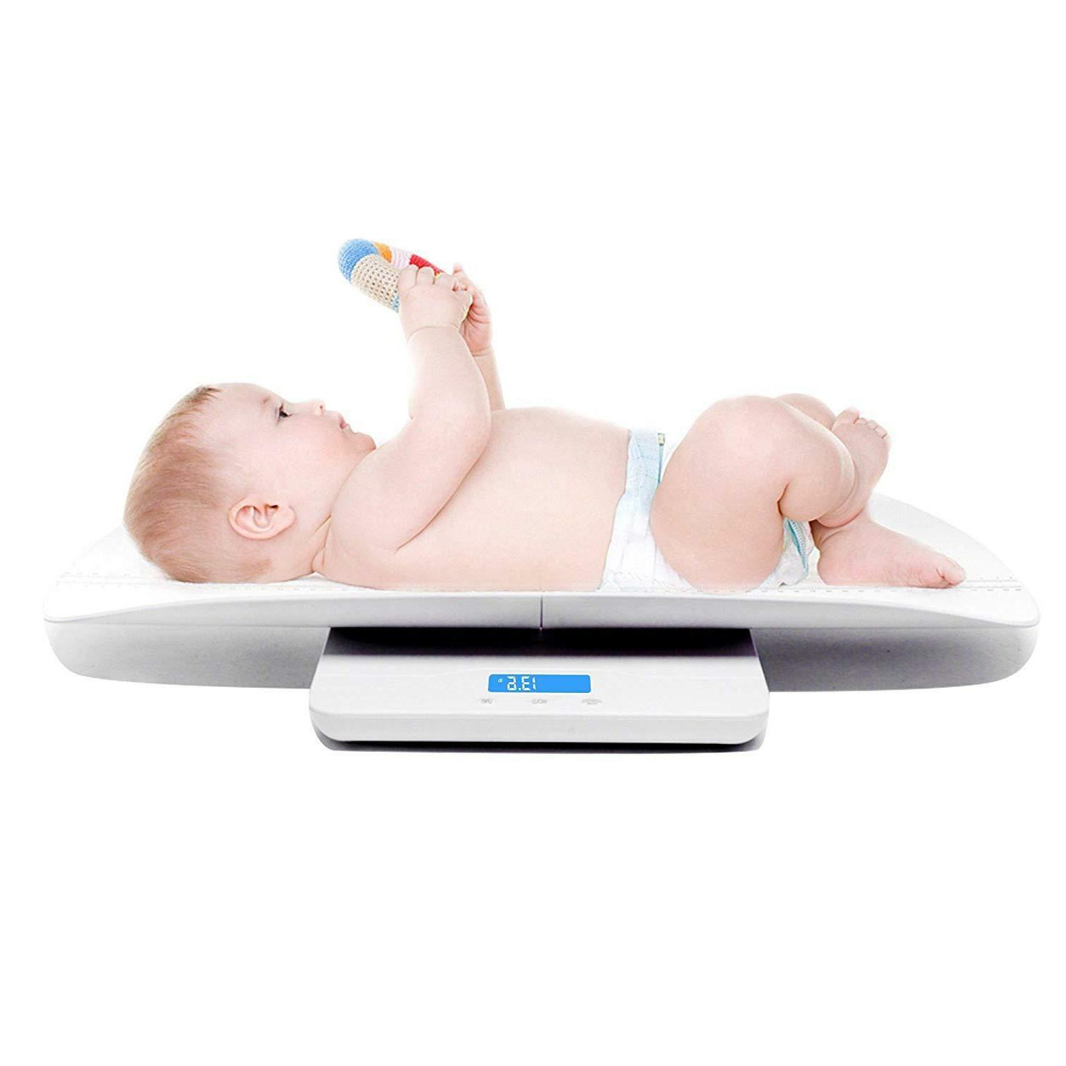 isnow med multi function digital baby scale