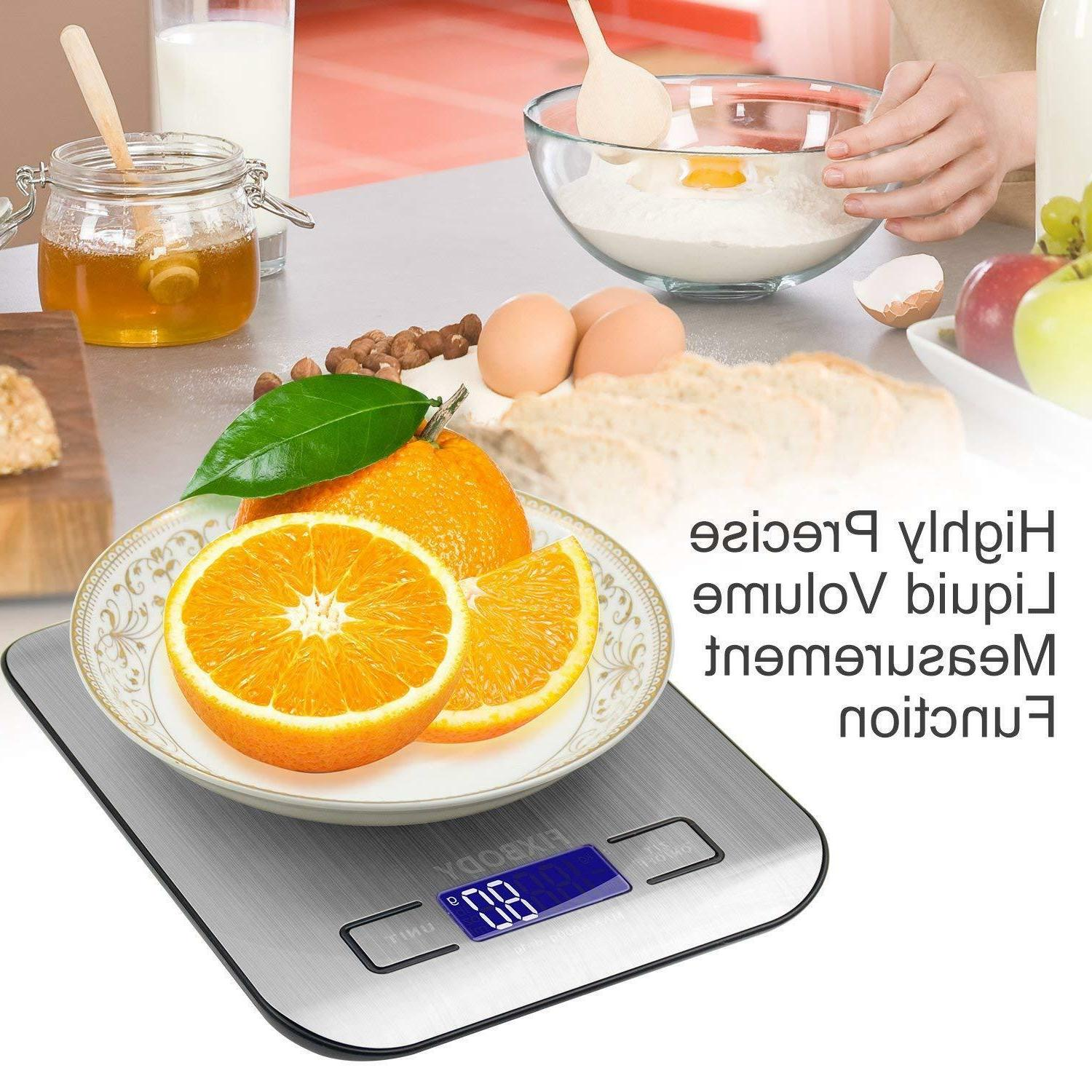 Kitchen Weighing Scale Digital Gram Accurate