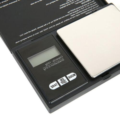 LCD Scale x Jewelry Pocket Gram Coin
