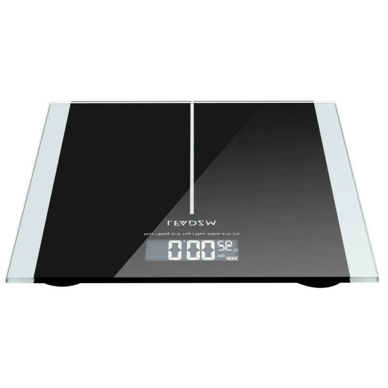 LCD Display Weight Fitness Auto-on