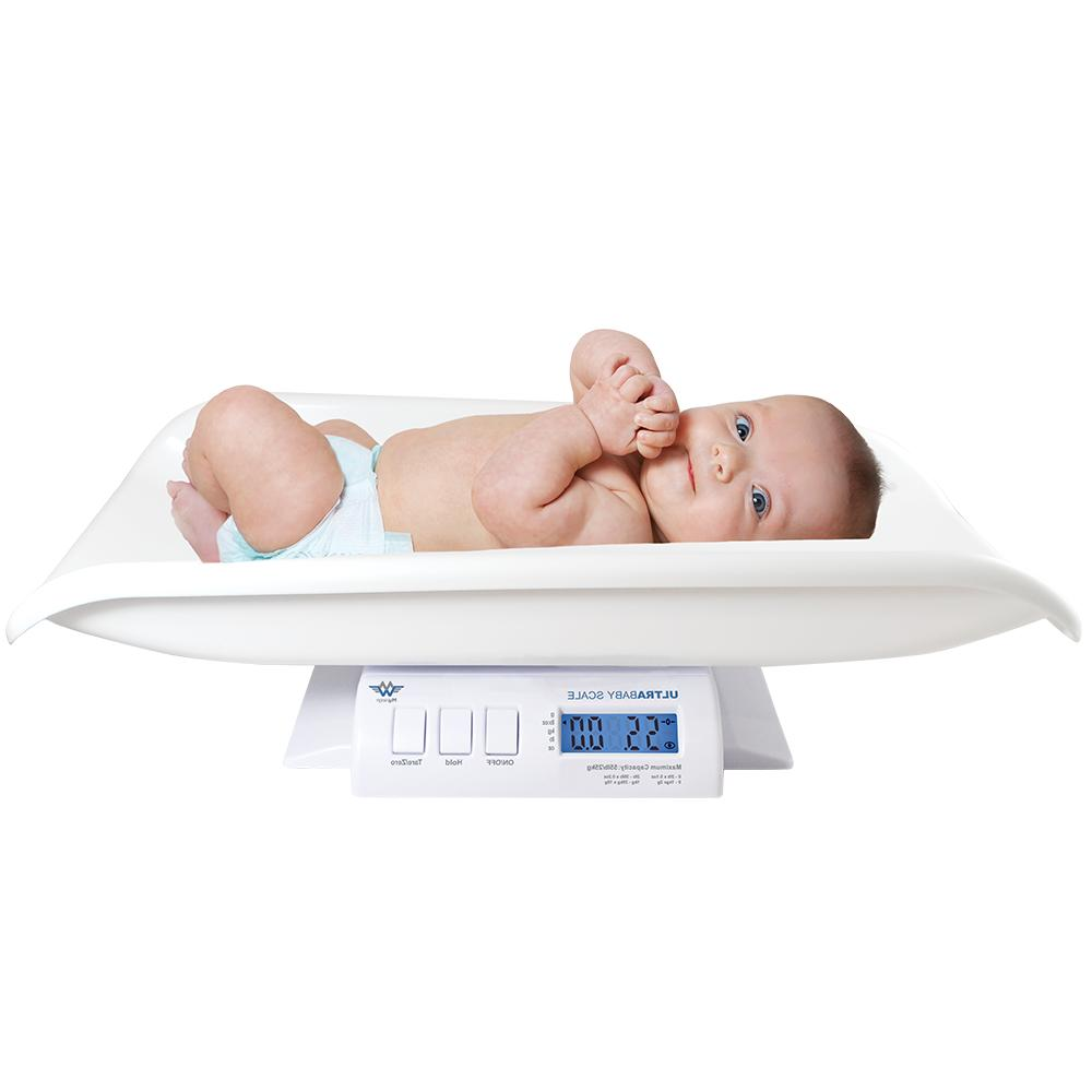 My Weigh SCMULTRABABY Digital Ultrababy Scale, With Tare And