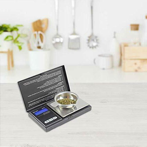 NEW Weigh Digital Nutrition Scale Pocket