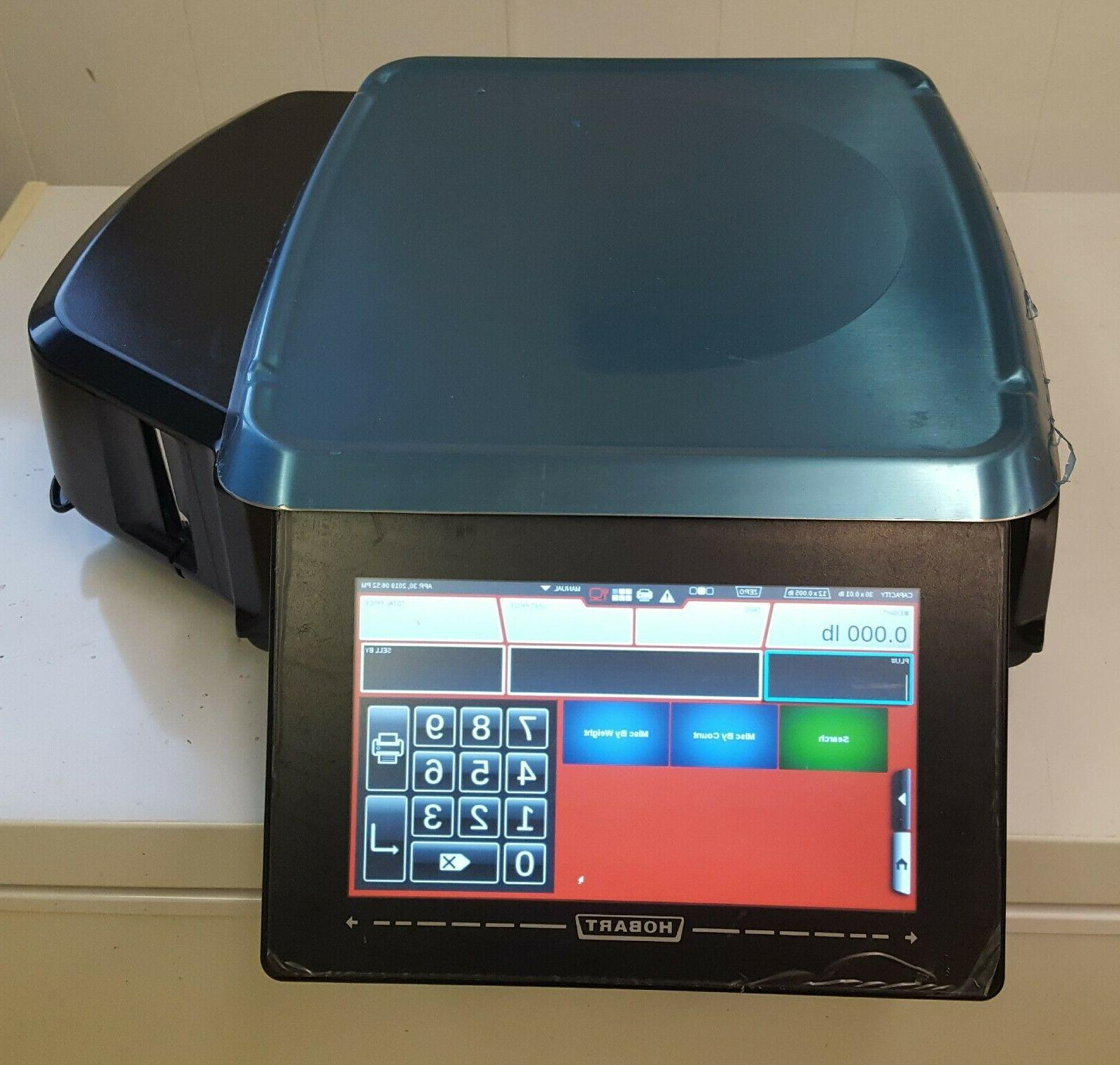 new hti lh bakery meat deli scale