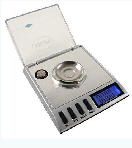 New American Weigh Scales Gemini-20 Portable Milligram Scale