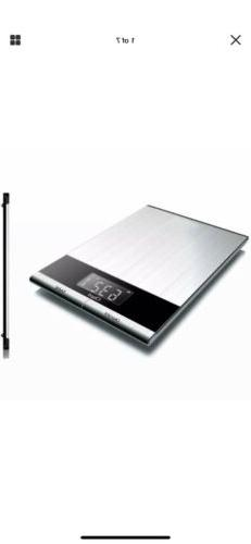 new ultra thin professional digital kitchen food