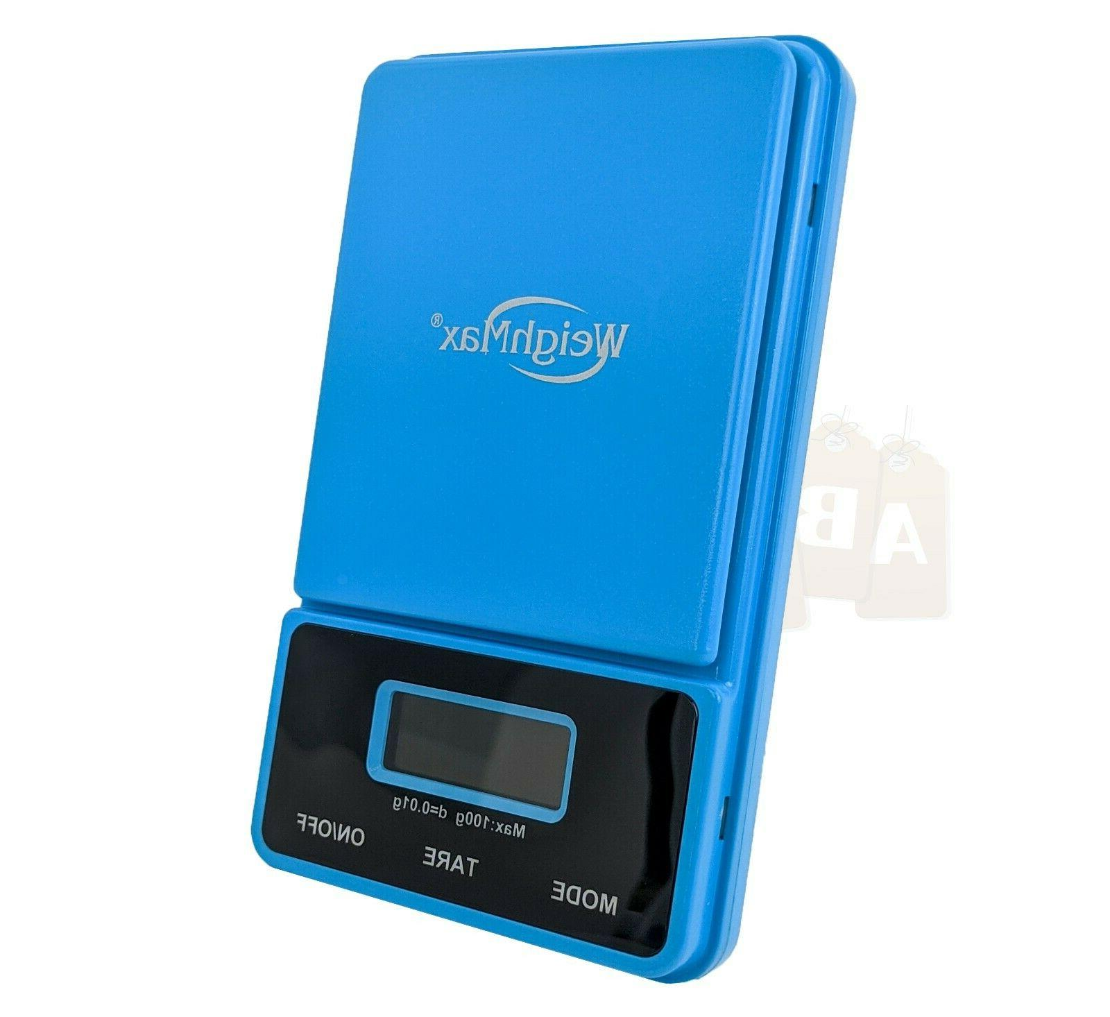 WeighMax Scale, Precision, Your Color