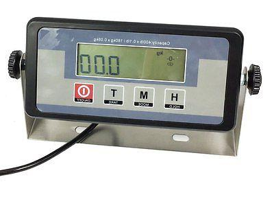ANGEL USA 400lb Digital Scale Body Weight Doctor Weighing
