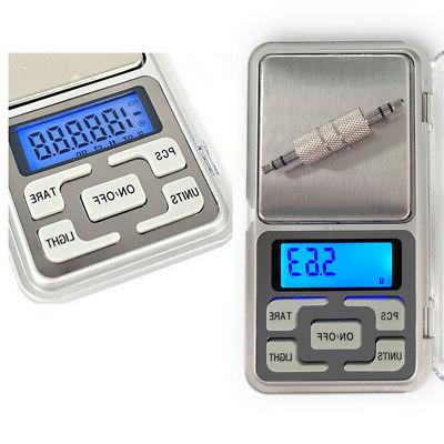 Digital Scale 0.1g Gold Coin Size