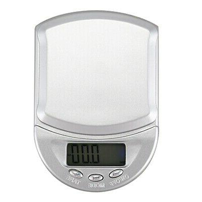 500g / 0.1g Digital Pocket kitchen scale household accurate