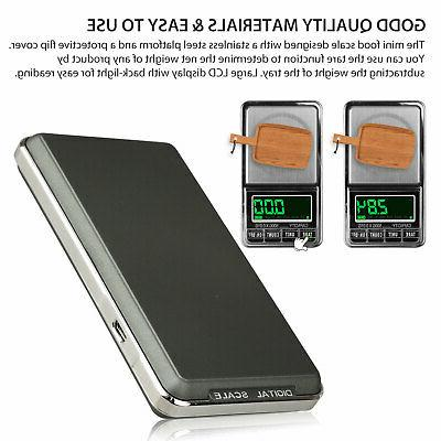 Digital Scale 1000g x 0.1g Weight Jewelry Gold