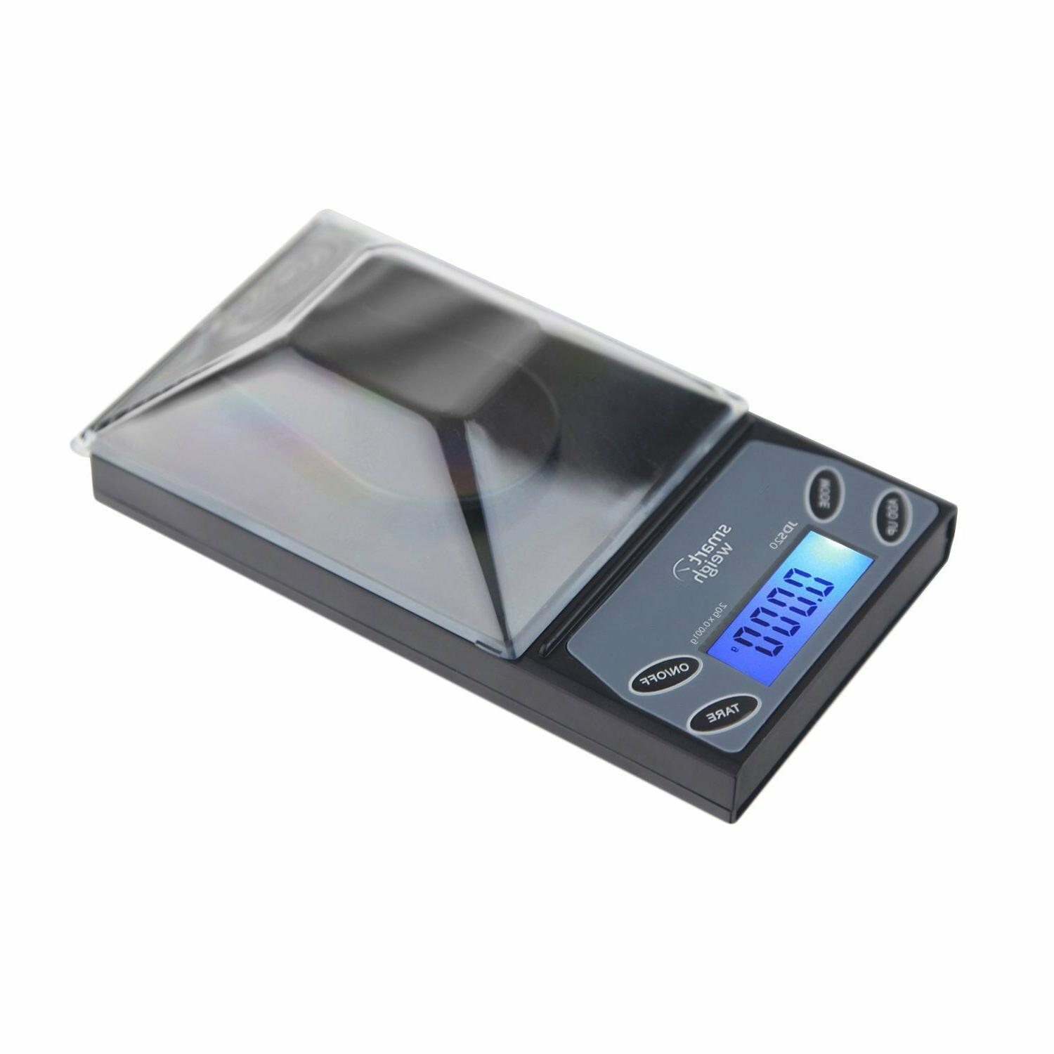 Portable Pocket Smart Scale Mini Digital Electronic Weight W