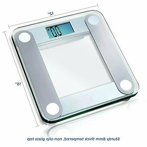 EatSmart Scale with Extra Lighted Display