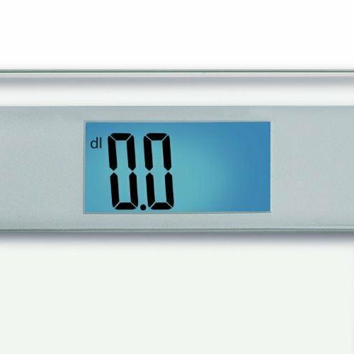 EatSmart Precision Scale with Extra Large Lighted
