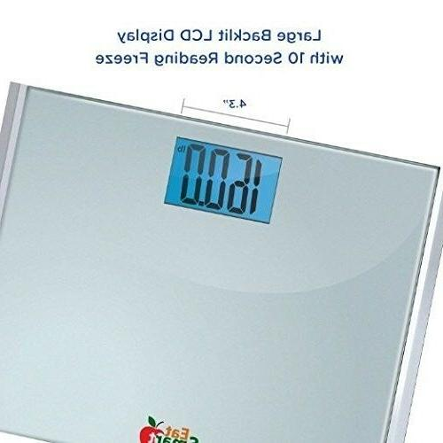 Precision Digital LCD Scale Home Electric Weigh