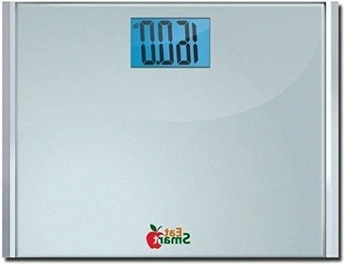 precision digital lcd bathroom scale home weight