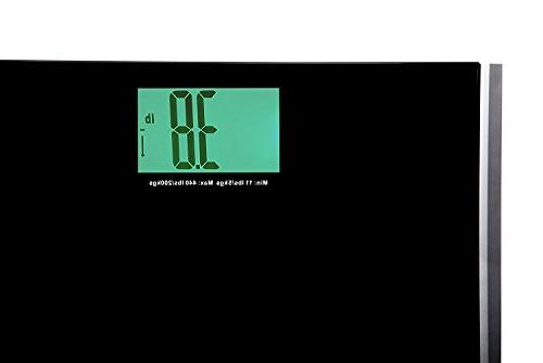 Ozeri Precision Digital Bath Scale with Weight Change Detection Technology