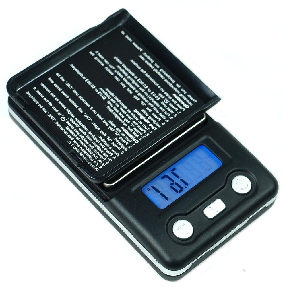 Horizon 0.01g Precision Digital Pocket Scale with 100g 10g C