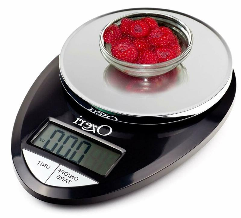 Pro Digital Kitchen Scale, lbs Capacity