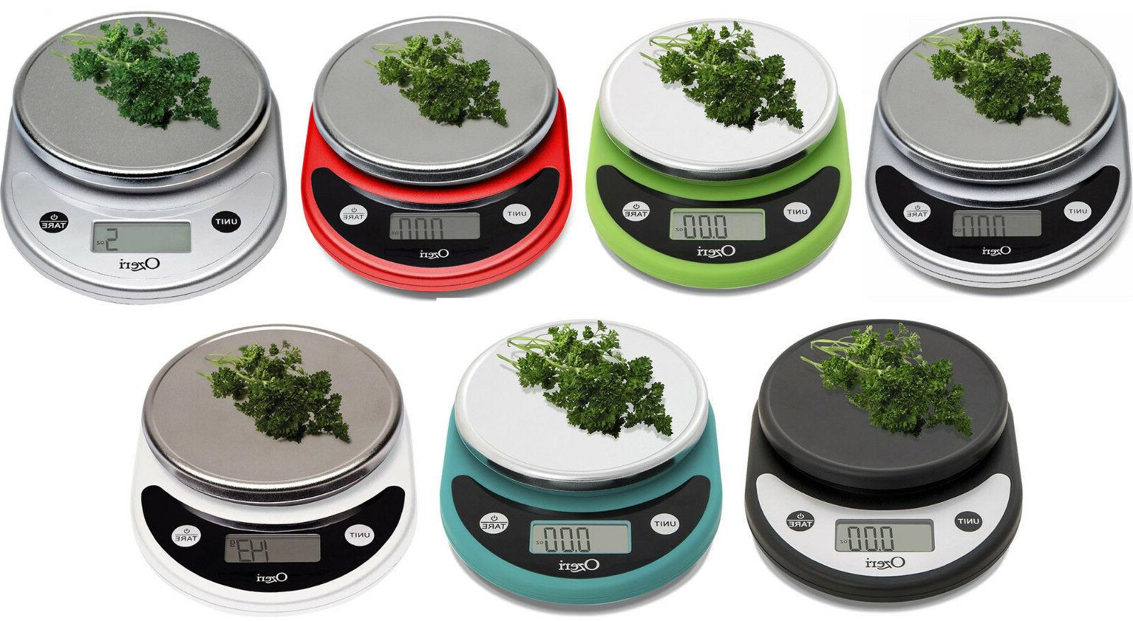 pronto digital multifunction kitchen and food scales