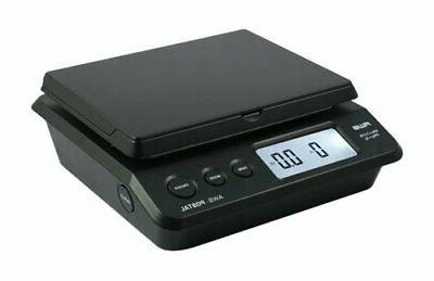 ps 25 table top postal scale black