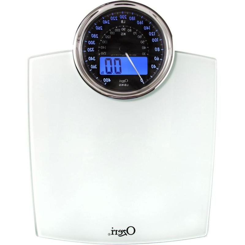 rev 400 lbs digital bathroom scale