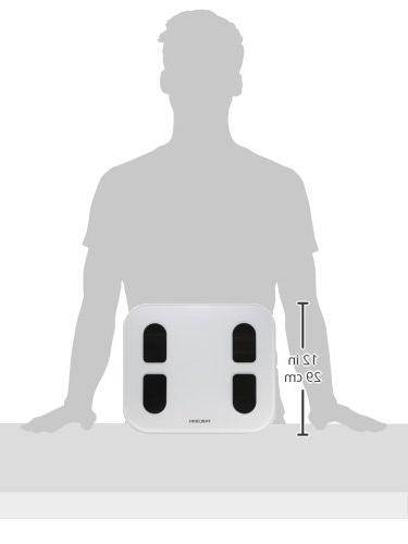 PHICOMM S7 Body Fat Weight Scale with Composition