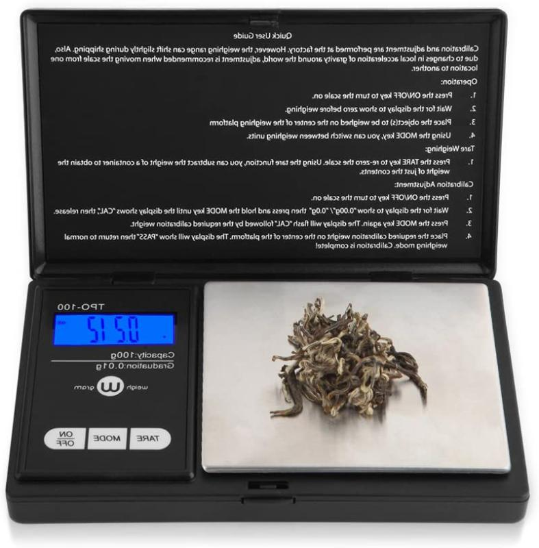 Weigh Scale Pocket Scale,100g by Grams