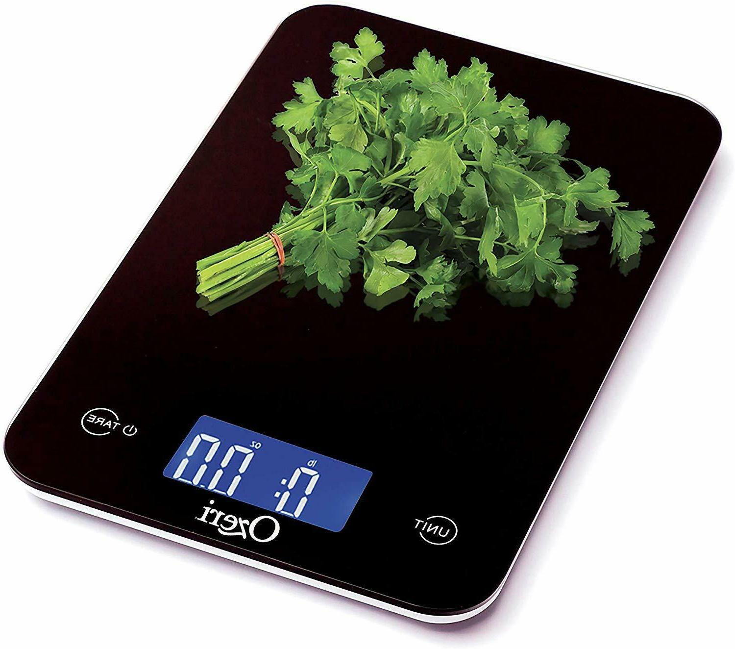 Ozeri Touch Digital Scale lbs