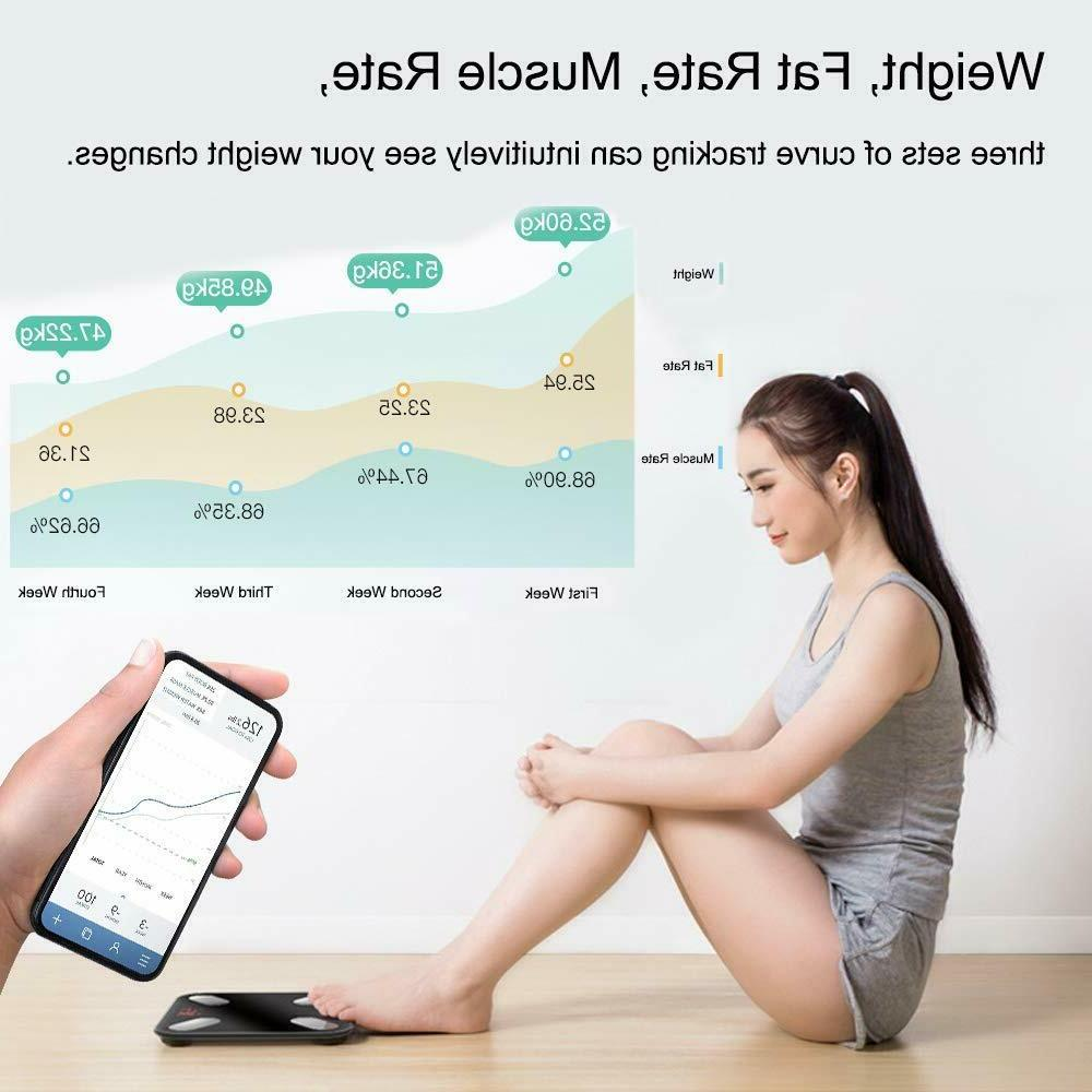 Smart Scale Body BMI Digital Android App